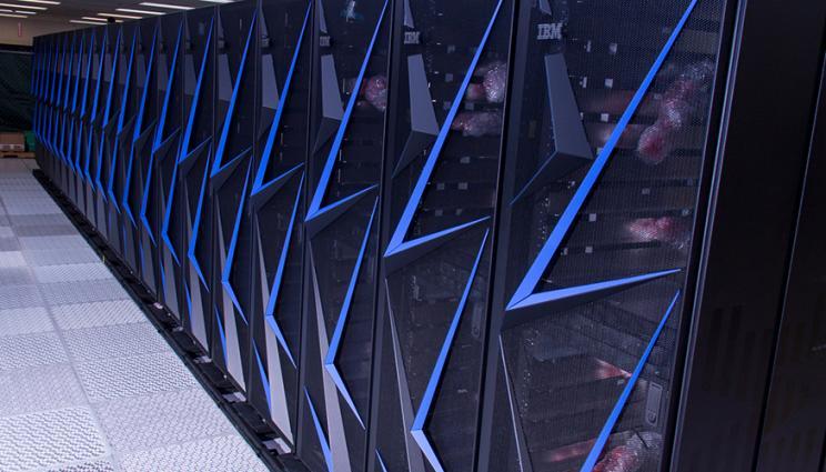 Sierra super computer.